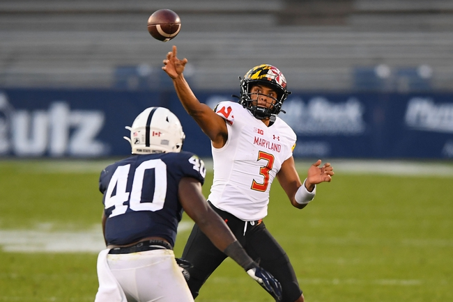 Canceled: Ohio State at Maryland 11/14/20 College Football Picks and Predictions