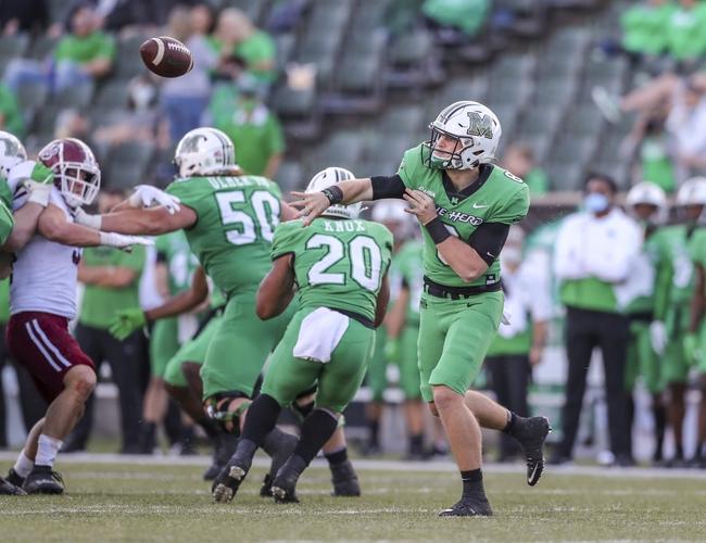 Canceled: Marshall vs. Charlotte College Football Picks, Odds, Predictions 12/11/20