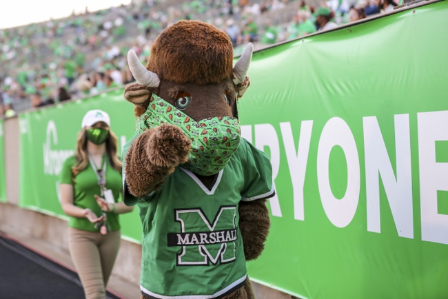 Postponed: Charlotte at Marshall 11/21/20 College Football Picks and Predictions