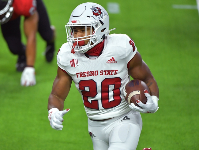 Fresno State at Utah State: 11/14/20 College Football Picks and Prediction