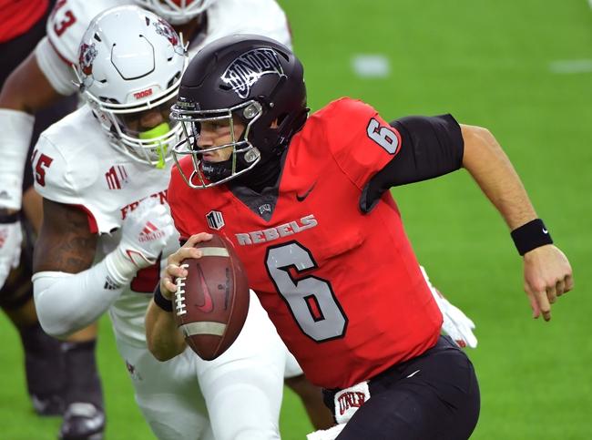 MWC CFB Picks: San Jose State vs UNLV 11/14/20 College Football Picks, Odds, Predictions