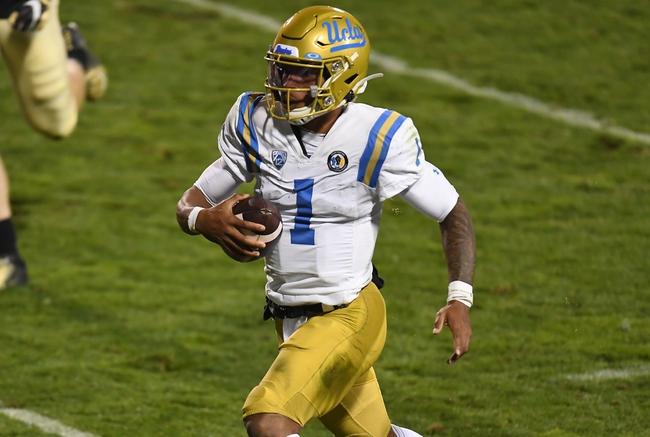Utah at UCLA 11/13/20 College Football Picks and Predictions