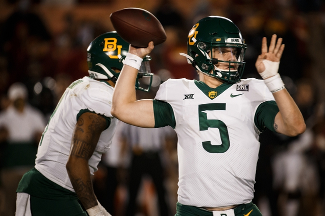 Baylor at Texas Tech 11/14/20 College Football Picks and Predictions