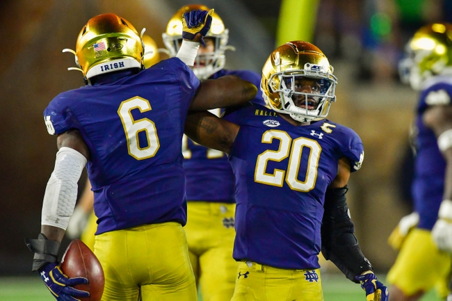 Clemson at Notre Dame  12/19/20 College Football Picks and Predictions