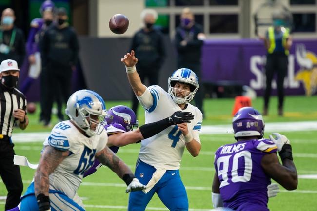 Week 10 2020: Detroit Lions vs Washington Football Team 11/15/20 NFL Picks, Odds, Predictions
