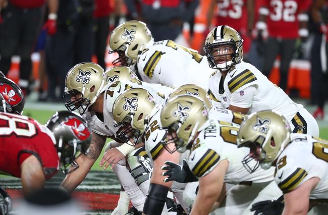 Atlanta Falcons at New Orleans Saints 11/22/20 NFL Picks and Predictions