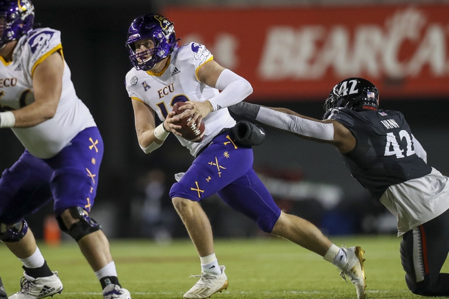 East Carolina at Temple 11/21/20 College Football Picks and Predictions