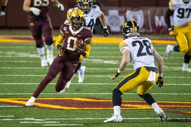 Big Ten: Minnesota vs Purdue 11/20/20 College Football Picks, Odds, Predictions