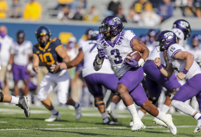 TCU at Kansas 11/28/20 College Football Picks and Predictions