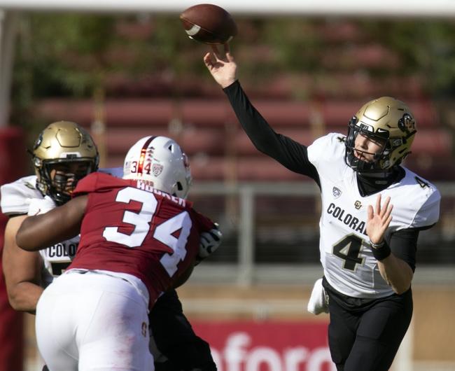Colorado at Arizona: 12/5/20 College Football Picks and Prediction