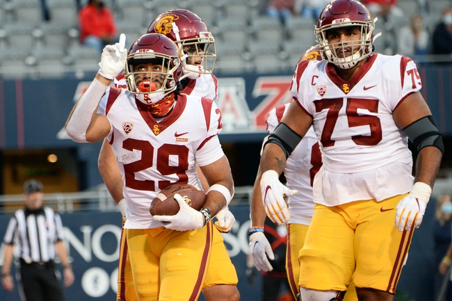 USC at Utah 11/21/20 College Football Picks and Predictions