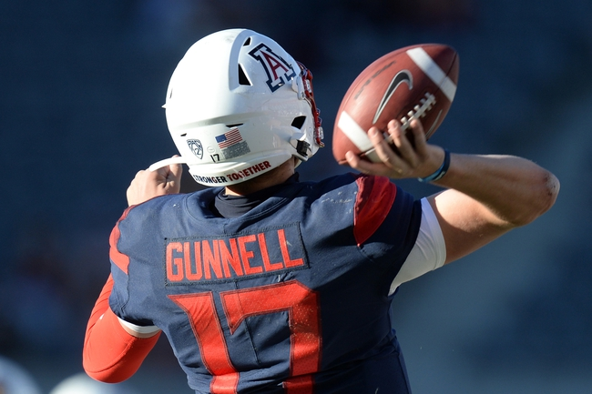 Arizona at Washington 11/21/20 College Football Picks and Predictions