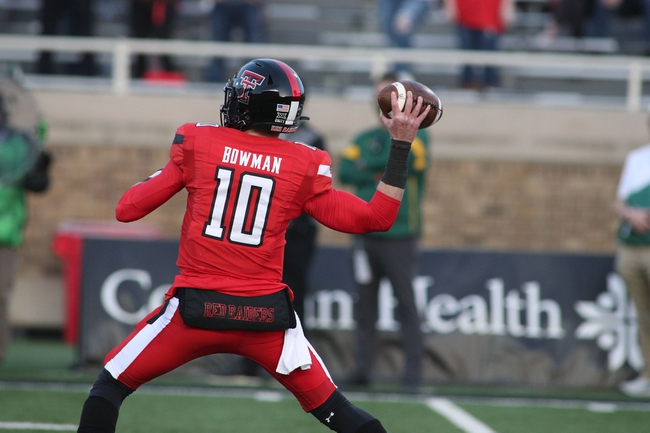 Texas Tech at Oklahoma State 11/28/20 College Football Picks and Predictions