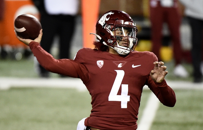 USC vs Washington State College Football Picks, Odds, Predictions 12/6/20