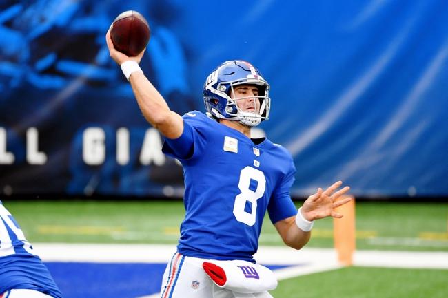 New York Giants at Cincinnati Bengals: 11/29/20 NFL Picks and Prediction