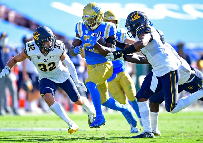 UCLA at Oregon 11/21/20 College Football Picks and Predictions