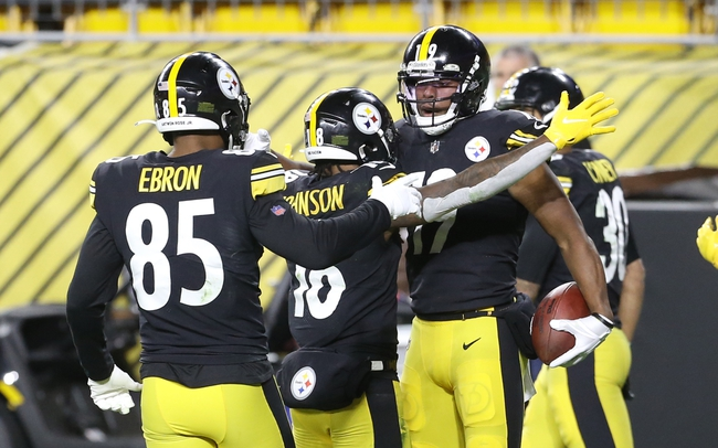 NFL DFS - Baltimore Ravens vs. Pittsburgh Steelers Single Game Showdown Strategies - 12/2/20