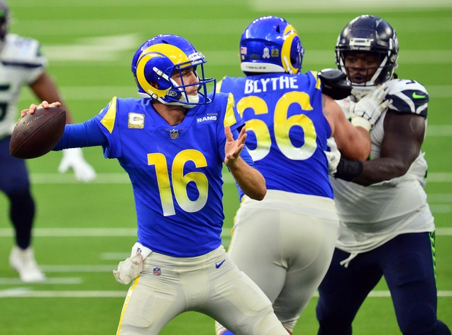 MNF: Tampa Bay Buccaneers vs Los Angeles Rams 11/23/20 NFL Picks, Odds, Predictions