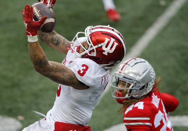 Maryland at Indiana 11/28/20 College Football Picks and Predictions