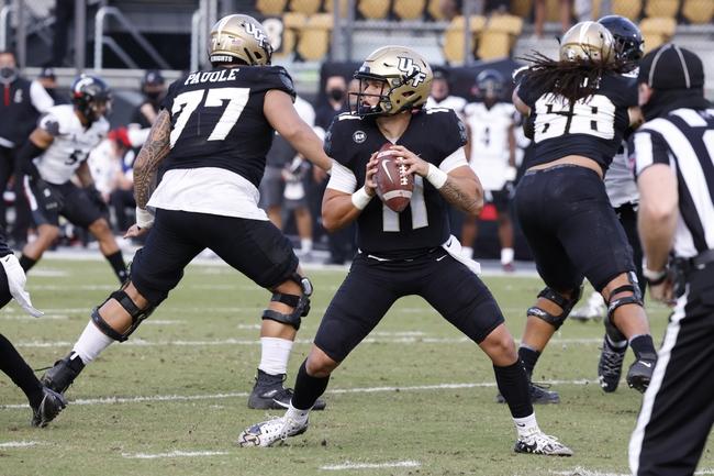 CFB ATS Picks: USF vs UCF  11/27/20 College Football Picks, Odds, Predictions