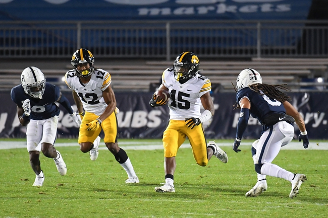 Big Ten: Iowa vs Nebraska 11/27/20 College Football Picks, Odds, Predictions