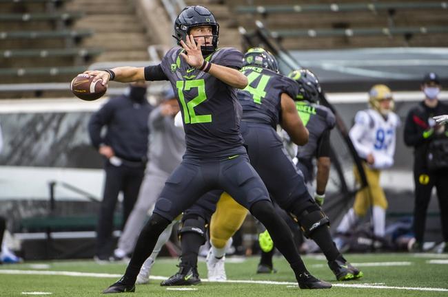 Prediction: Oregon State vs Oregon 11/27/20 College Football Picks, Odds