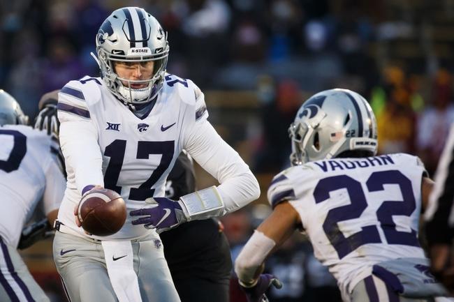 Kansas State at Baylor 11/28/20 College Football Picks and Predictions