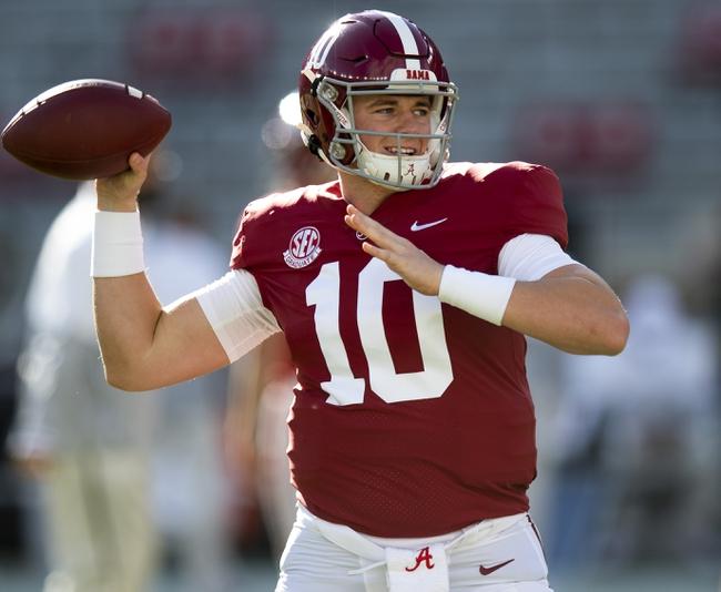 SEC CFB Picks: Arkansas vs Alabama 12/12/20 College Football Picks, Odds, Predictions