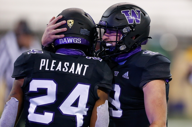 Cancelled: Washington at Washington State 11/27/20 College Football Picks and Predictions