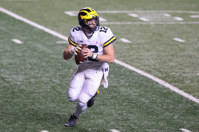 Penn State at Michigan: 11/28/20 College Football Picks and Prediction