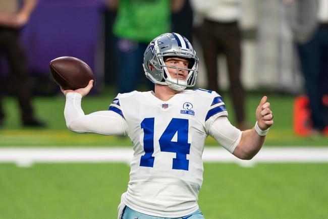 Dallas Cowboys at Cincinnati Bengals 12/13/20 NFL Picks and Predictions