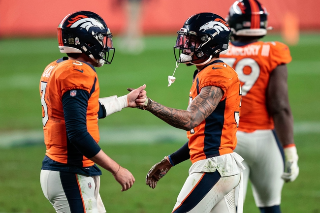 NFL Week 12 Picks: Denver Broncos vs New Orleans Saints 11/29/20 NFL Picks, Predictions