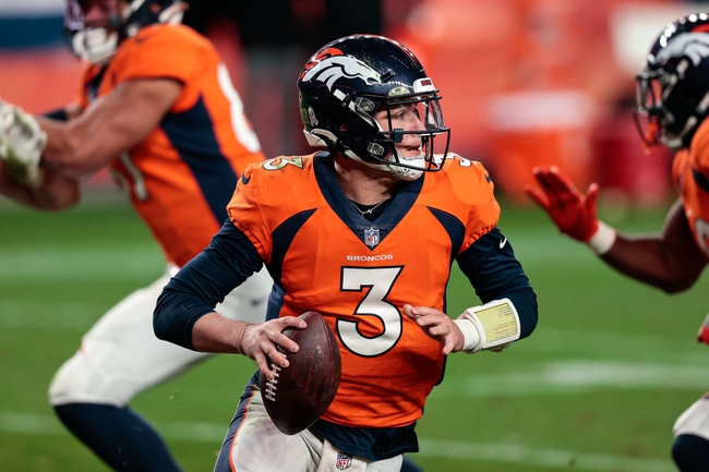New Orleans Saints at Denver Broncos 11/29/20 NFL Picks and Predictions - PickDawgz