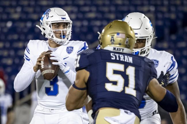 CFB: Tulane vs Memphis 12/5/20 College Football Picks, Odds, Predictions