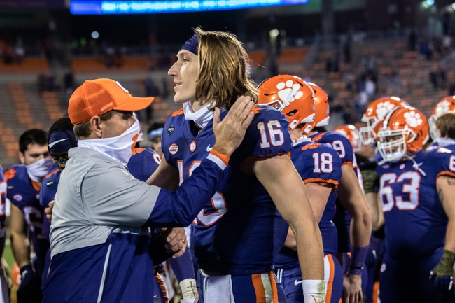 Clemson at Virginia Tech 12/5/20 College Football Picks and Predictions