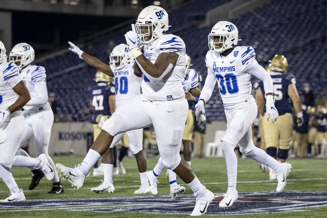 Memphis at Tulane 12/5/20 College Football Picks and Prediction