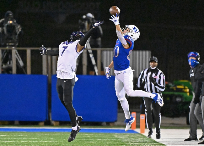 Kansas at Texas Tech 12/5/20 College Football Picks and Predictions