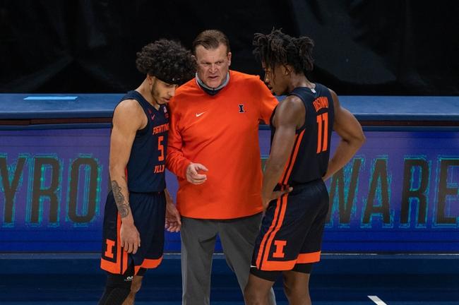 Illinois vs Minnesota College Basketball Picks, Odds, Predictions 12/15/20