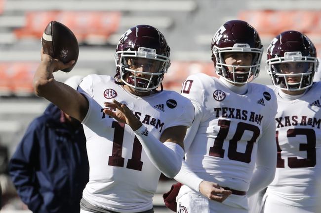 SEC CFB Picks: Tennessee vs Texas A&M 12/19/20 College Football Picks, Odds, Predictions