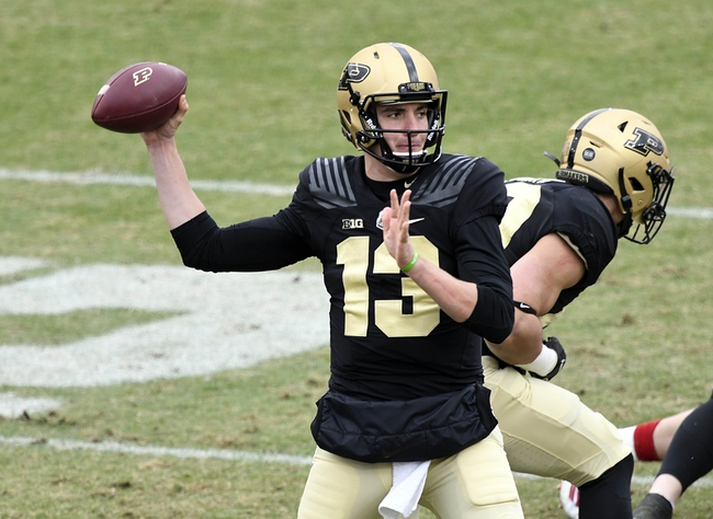 Canceled: Purdue at Indiana: 12/18/20 College Football Picks and Prediction