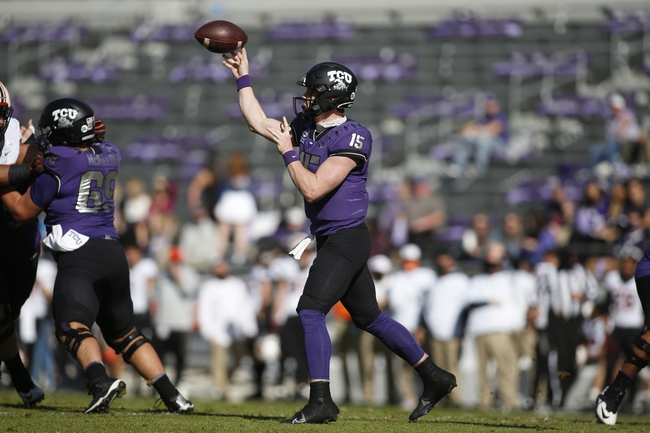 Week 15 CFB Picks: TCU vs LA Tech 12/12/20 College Football Picks, Odds, Predictions