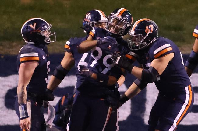 Virginia at Virginia Tech 12/12/20 College Football Picks and Prediction