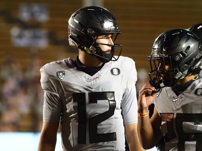 Oregon at Colorado: 12/19/20 College Football Picks and Predictions