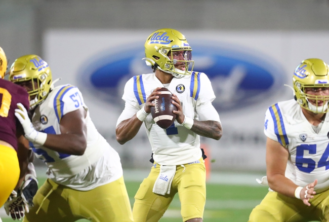 Week 15 CFB Picks ATS: UCLA vs USC 12/12/20 College Football Picks, Odds, Predictions