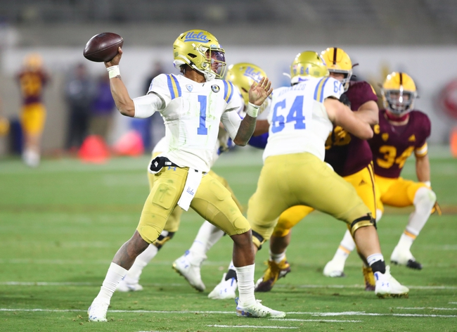 USC at UCLA 12/12/20 College Football Picks and Predictions