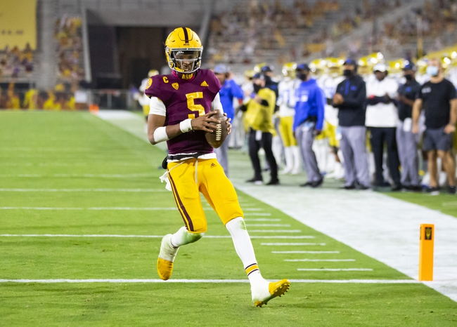 Arizona State at Oregon State 12/19/20 College Football Picks and Predictions