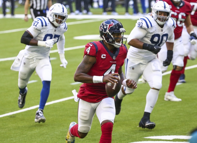 Houston Texans at Chicago Bears: 12/13/20 NFL Picks and Prediction