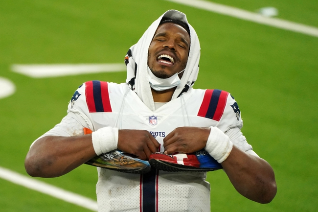 New England Patriots at Los Angeles Rams: 12/10/20 NFL Picks and Predictions