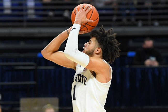 Michigan vs Penn State College Basketball Picks, Odds, Predictions 12/13/20