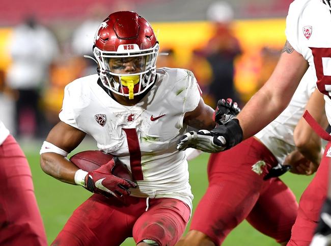 California  at Washington State 12/12/20 College Football Picks and Predictions
